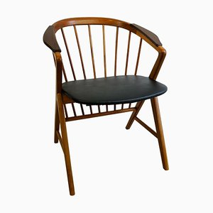 Mid-Century Oak & Teak Sierra Easy Chair Bengt Ruda for Ikea, Sweden