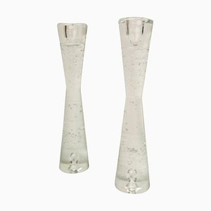 Arkipelago Candlesticks by Timo Sarpaneva for Iittala, Finland, Set of 2