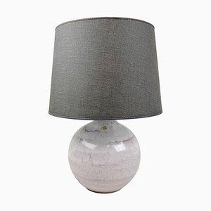 Lámpara de mesa Mid-Century de cerámica de Carl-Harry Stålhane, Sweden