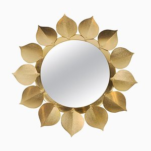 Mid-Century Swedish Mirror, Vasteras