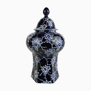 Large Art Nouveau Vase Nang King from Rörstrand Sweden