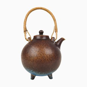Teapot by Gunnar Nylund for Rörstrand, Sweden, 1950s