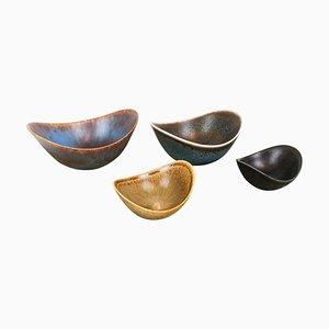 Mid-Century Keramik ARO Schalen von Gunnar Nylund für Rörstrand, Schweden, 2er Set
