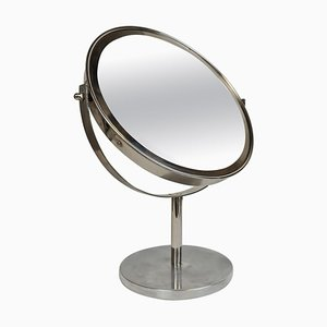 Mid-Century Chrome Table Mirror by Hans-agne Jakobsson, Sweden