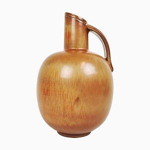 Vase Mid-Century en Céramique par Gunnar Nylund pour Rörstrand, Suède