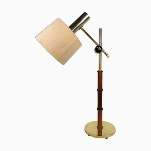 Scandinavian Modern Table Lamp from Falkenberg Lighting, Sweden, 1960s