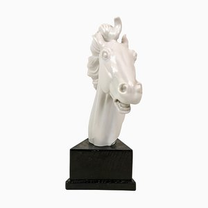 Erich Oehme for Meissen, Sculpture of a Horse, 1949