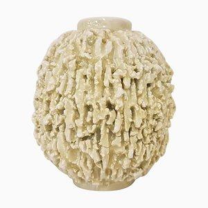 Mid-Century Vase Chamotte von Gunnar Nylund für Rorstrand, Schweden
