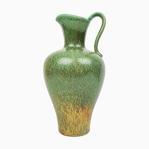 Mid-Century Vase aus Keramik von Gunnar Nylund für Rörstrand, Schweden