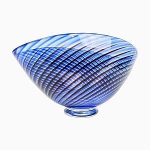 Mid-Century Vase Colorado by Vicke Lindstrand for Kosta, 1950s, Sweden