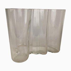 Glass Bowl Savoy by Alvar Aalto, 1970