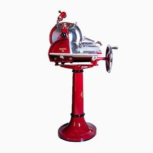 Vintage Red Model NL Slicer from Berkel