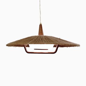 Model E27 Ceiling Lamp from Temde, 1960s