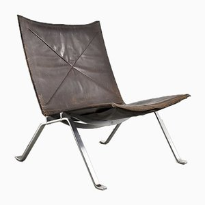 PK22 Sessel von Poul Kjærholm für E. Kold Christensen, 1960er