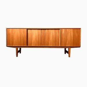 Danish Teak Sideboard by E. W. Bach, 1960s