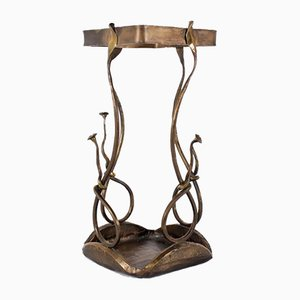 Bronze Cane Holder / Umbrella Stand, 1970s