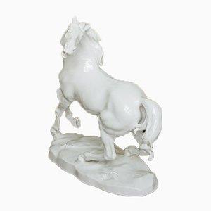 Horse in Vienna Porcelain after Robert ULLMANN from Augarten, 1948