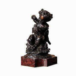 Gufi in bronzo, XIX secolo