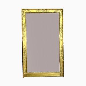 Empire Giltwood Mirror, 1810s