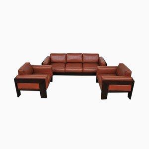 Sebastian Living Room Set by Tobia & Afra Scarpa for Gavina, 1960s, Set of 3