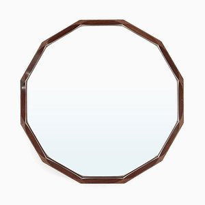 Mirror with 12-Sided Frame from Tredici, 1960s