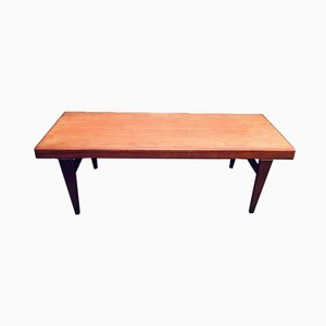 Scandinavian Teak Coffee Table by Johannes Andersen, 1950s
