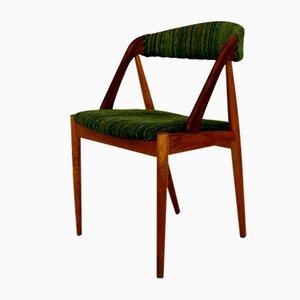 Tavolo modello 31 in teak di Kai Kristiansen per Schou Andersen, Danimarca, anni '60