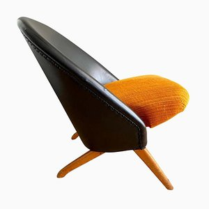 Mid-Century Lounge Chair by Theo Ruth for Artifort