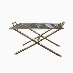 Couchtisch mit abnehmbarer Tischplatte von Maison Jansen, 1970er