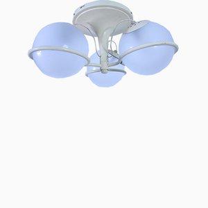 Lámpara de techo modelo 2042 Mid-Century de Gino Sarfatti para Arteluce