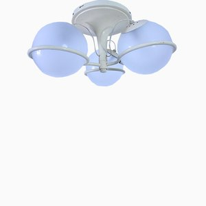 Mid-Century Model 2042 Ceiling Lamp by Gino Sarfatti for Arteluce