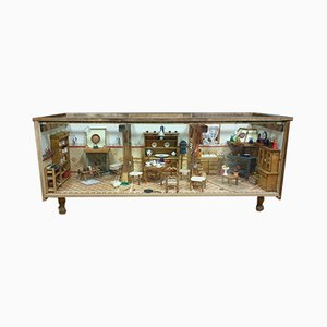 Antique Home Diorama