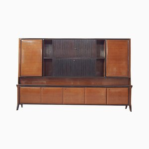 Mobile Bookcase by Paolo Buffa, 1950s