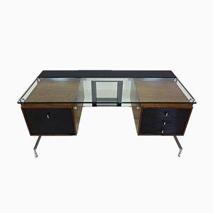 Bespoke 1969 Modell JK 702 Schreibtisch von Jørgen Kastholm für Kill International, 1960er, 2er Set