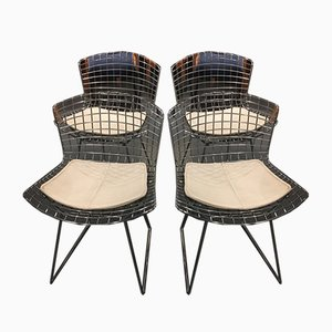 Dining Chairs by Harry Bertoia, 1950s, Set of 4