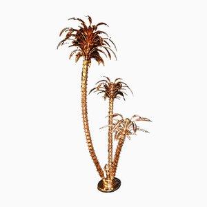 Palmen Stehlampe, 1960er