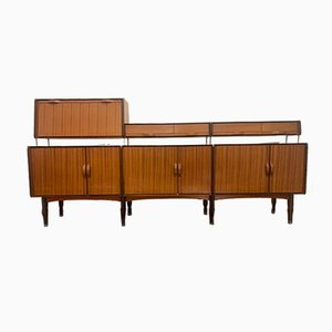 Rosewood Sideboard by Gianfranco Frattini, 1950s