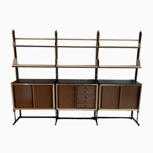 Bookcase by Umberto Mascagni, 1950s
