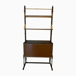 Bookcase with Flap Compartment by Umberto Mascagni, 1950s