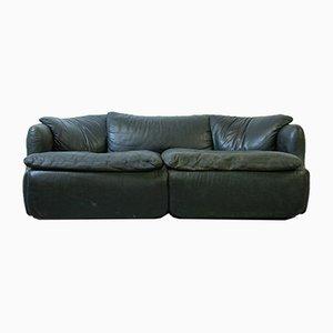 Sofa by Alberto Rosselli for Saporiti Italia, 1970s