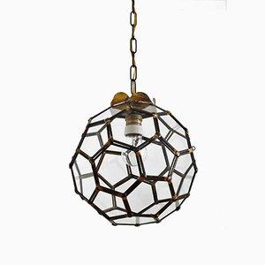 Art Nouveau Secessionist Pendant Lamp by Adolf Loos, 1920s