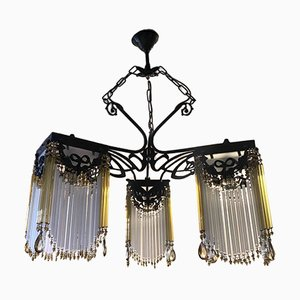 Vintage Art Deco Chandelier