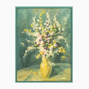 Bouquet enchanteur de fleurs sauvages