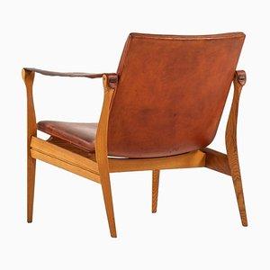 Dänische Sessel von Karen & Ebbe Clemmensen für Fritz Hansen