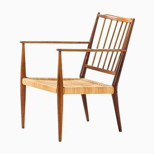 Easy Chair Modell 508 von Josef Frank für Svenskt Tenn, Schweden