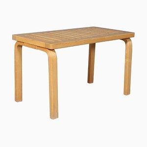 Bench by Alvar Aalto