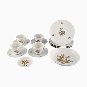 Romanze Coffee Service by Bjorn Wiinblad for Rosenthal