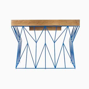 Nom de Bleu! Desk by Boris Dennler