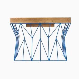 Nom de bleu! Schreibtisch von Boris Dennler