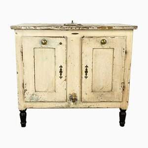 Antique German Ice Box by Walter Voigt
